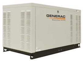 GENERAC Automatic Standby Generator 45KW 68A