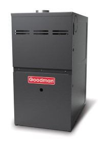 3 Ton Goodman SEER 18 Gas Furnaces GMVC80805CN