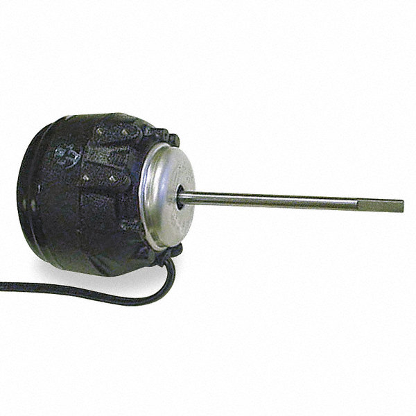 1/50 HP Unit Bearing Motor, Shaded Pole, 1500 Nameplate RPM,115 Voltage, Frame Non-Standard