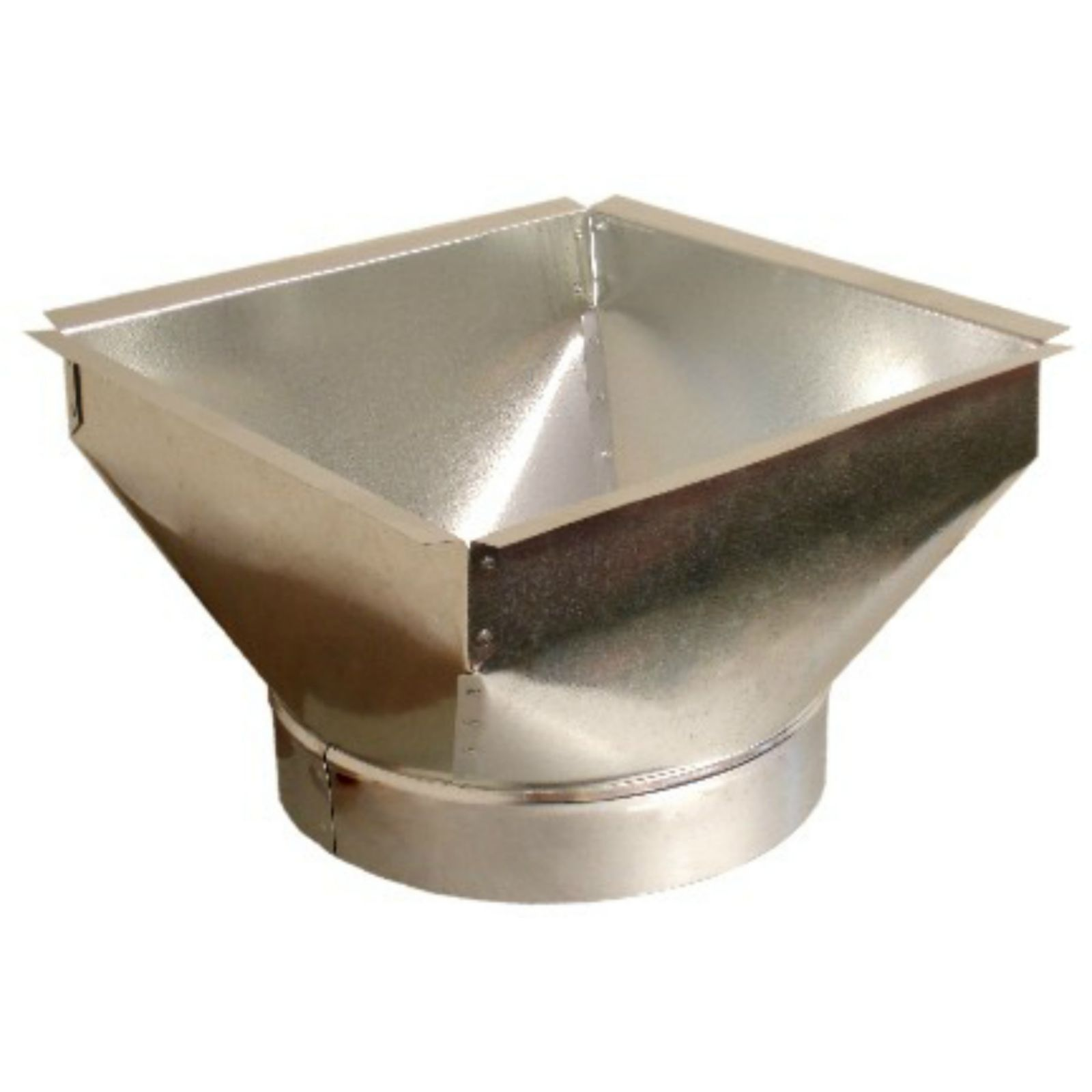 "Snappy 82-666 - # Funnel Register Box 6"" x 6"" - 6"""