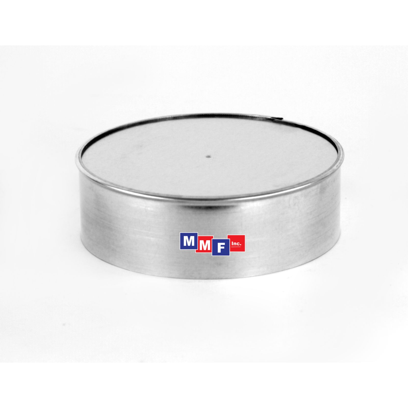 "Modular Metal ECI14 - End Cap - 26 Gauge - 2"" High 14"" Round - Galvanized"