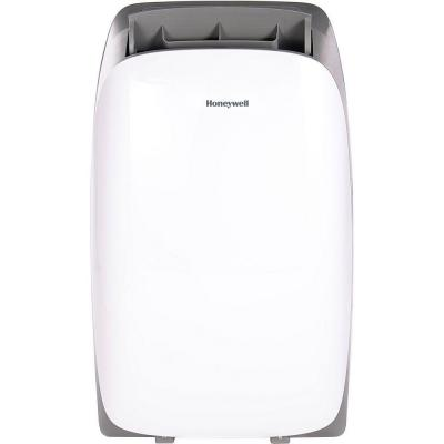 HL Series 12,000 BTU Portable Air Conditioner with Remote Control - White/Gray