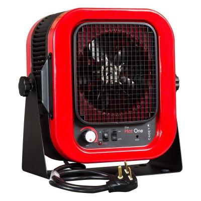 The Hot One 5000-Watt 240-Volt Electric Garage Portable Heater